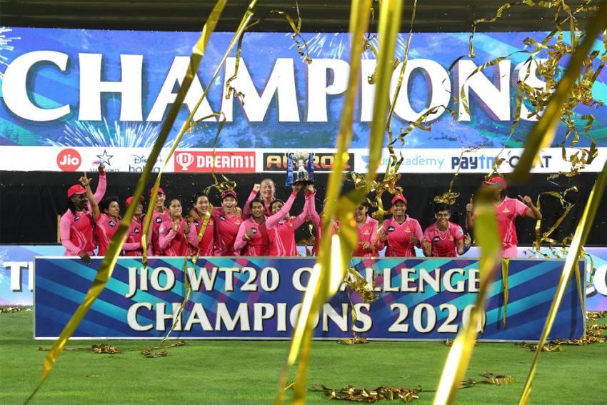 Women's IPL Final: Radha Yadav's Sensational Fifer In Vain As Trailblazers Topple Supernovas To Win Maiden T20 Challenge Title
