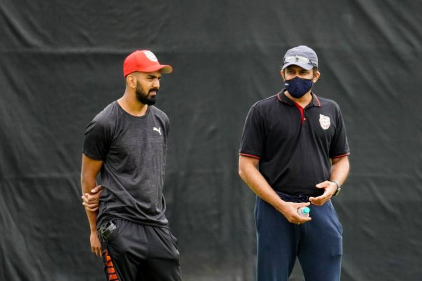 IPL 2021: Kings XI Punjab Likely To Stick With KL Rahul-Anil Kumble, Glenn Maxwell Could Be Released