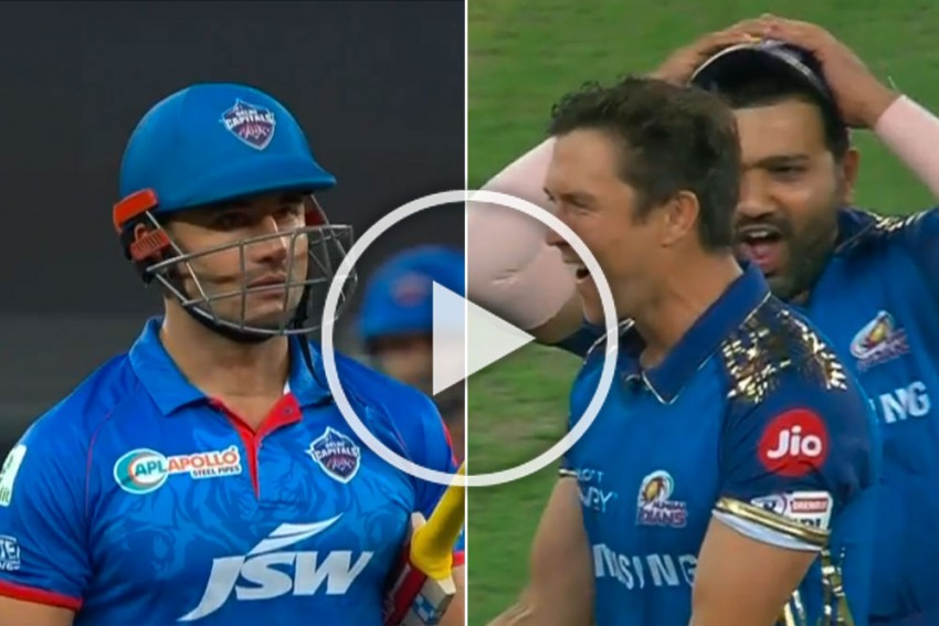 IPL 2020 Final, MI Vs DC: Here's Why Fiery Trent Boult Is The Best New-ball Bowler - WATCH