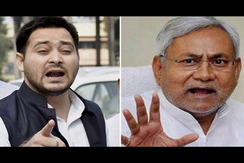 Tejashwi Vs Nitish: Bihar Readies For D-day Amid Predictions Of Change