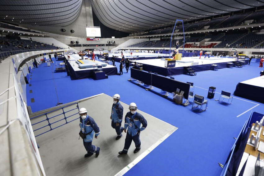 Tokyo Olympics: Organisers Ready To Hold Test Events Early Next Year