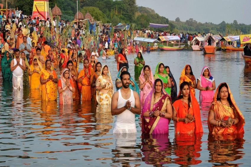 No Chhath Puja At Public Places In Delhi Due To Covid-19: Panel