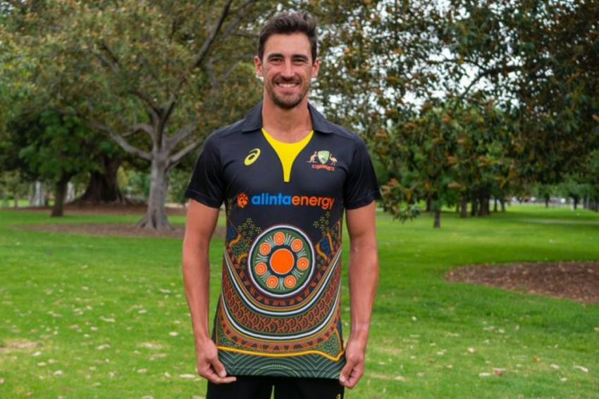 India vs Australia: Australian Team To Wear Indigenous Jersey In T20s Against India