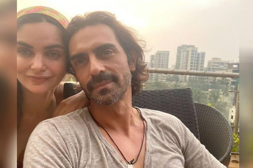 Actor Arjun Rampal's Girlfriend Appears Before NCB In Drug Probe