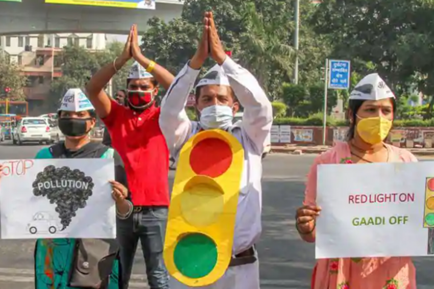 Delhi's 'Red Light On, Gaadi Off' Campaign For Rest Of the Year
