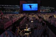 Hong Kong Opens First Socially Distanced Park, Shows Spielberg's 'Jaws'