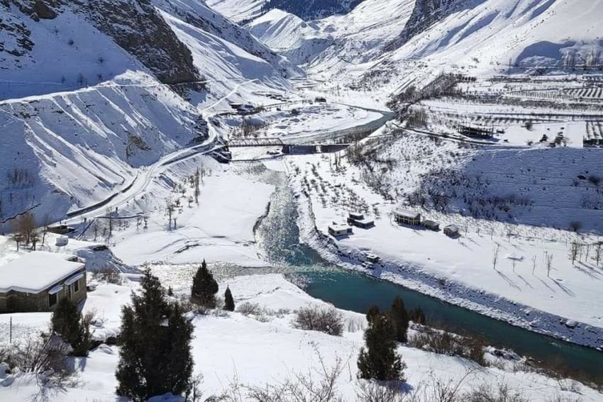 Lahaul Panchayats React To Spurt In Covid With Tourism 'Lockdown'