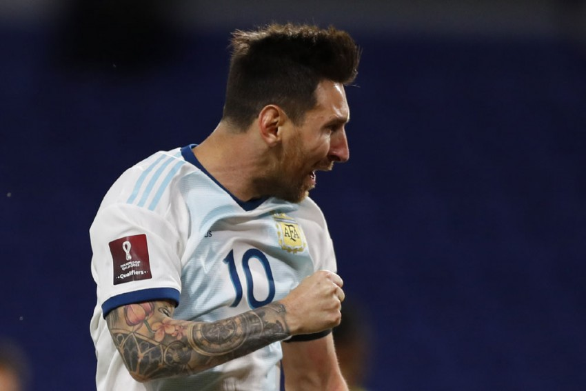 Lionel Messi Fit For Argentina's World Cup Qualifiers Against Paraguay, Peru: Coach Scaloni
