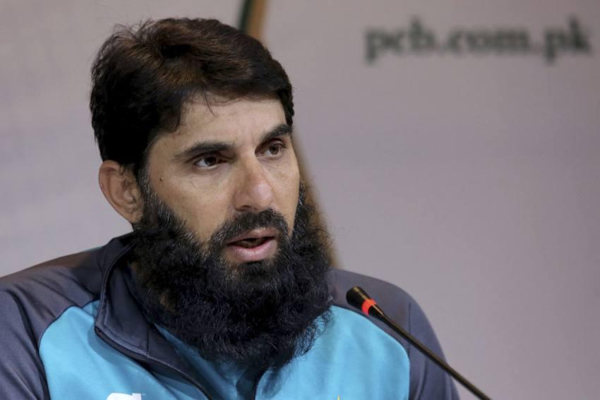 Pakistan Head Coach Misbah-ul-Haq Defends Axing Asad Shafiq, Mohammad Amir, Shoaib Malik