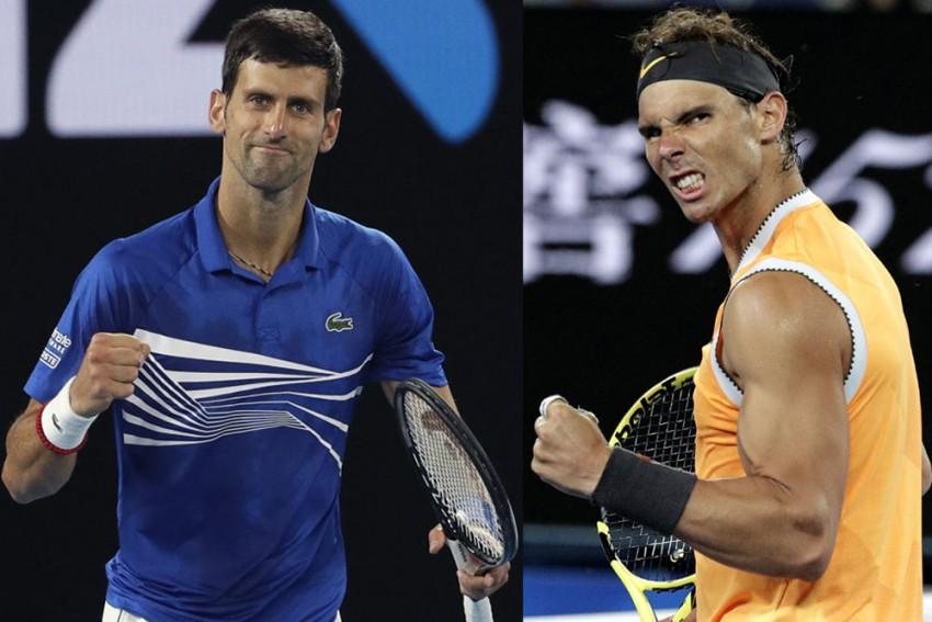 ATP Finals: Novak Djokovic Avoids Dominic Thiem And Stefanos Tsitsipas, Who Face Rafael Nadal