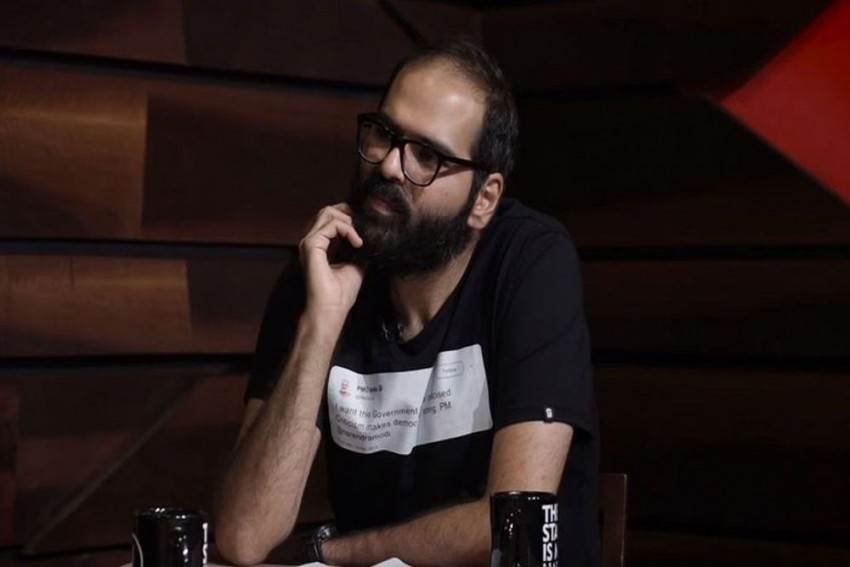 'I Don't Intend To Retract My Tweets Or Apologise,' says Kunal Kamra On Contempt Charge