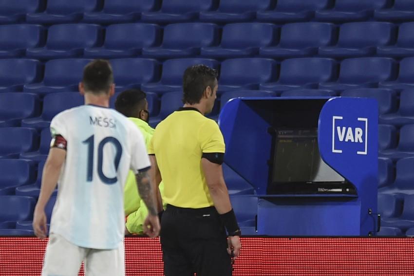 Argentina 1-1 Paraguay: Lionel Scaloni Calls For VAR Consistency After Messi Denied Winner