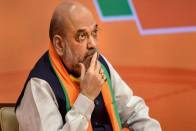 'Inadvertent Error': Amit Shah's Twitter Photo Temporarily Removed