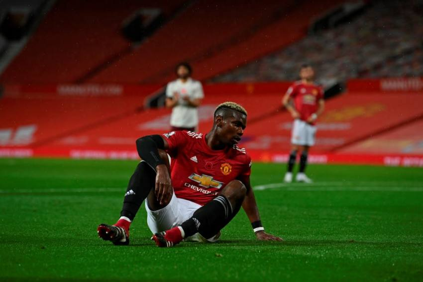 Paul Pogba Mentally Impacted By Man Utd Struggles, Says Didier Deschamps