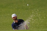 The Masters: Dustin Johnson In Four-Way Tie For Augusta Lead, DeChambeau In Trouble