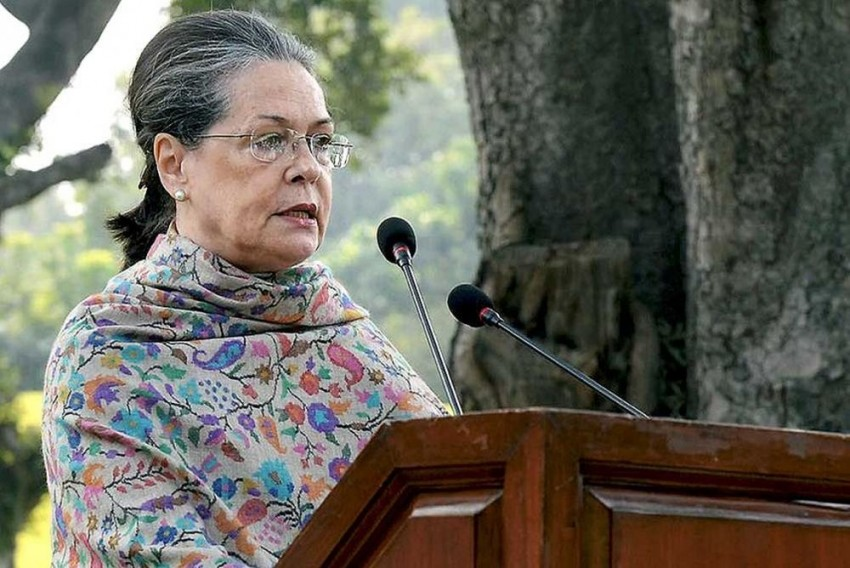 Diwali Will End Gloom Of Pandemic, Economic Distress: Sonia Gandhi