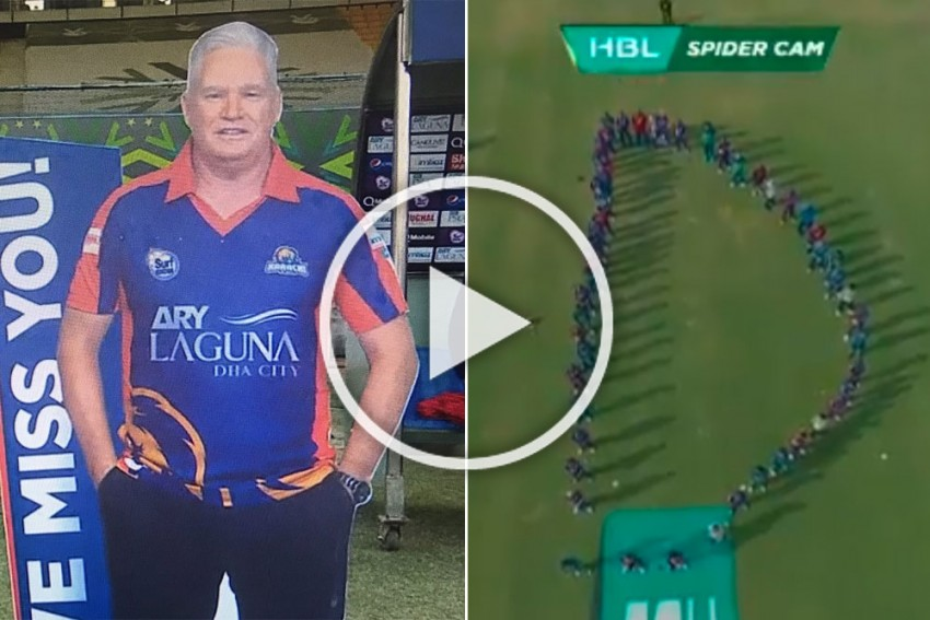 PSL Playoffs: Karachi Kings, Multan Sultans Pay Tribute To Dean Jones, Watch Emotional Moment