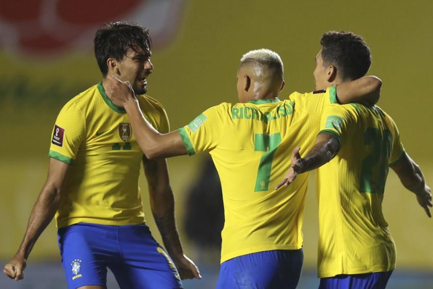 Lucas Paqueta Showed Neymar Is 'Not Irreplaceable' For Brazil