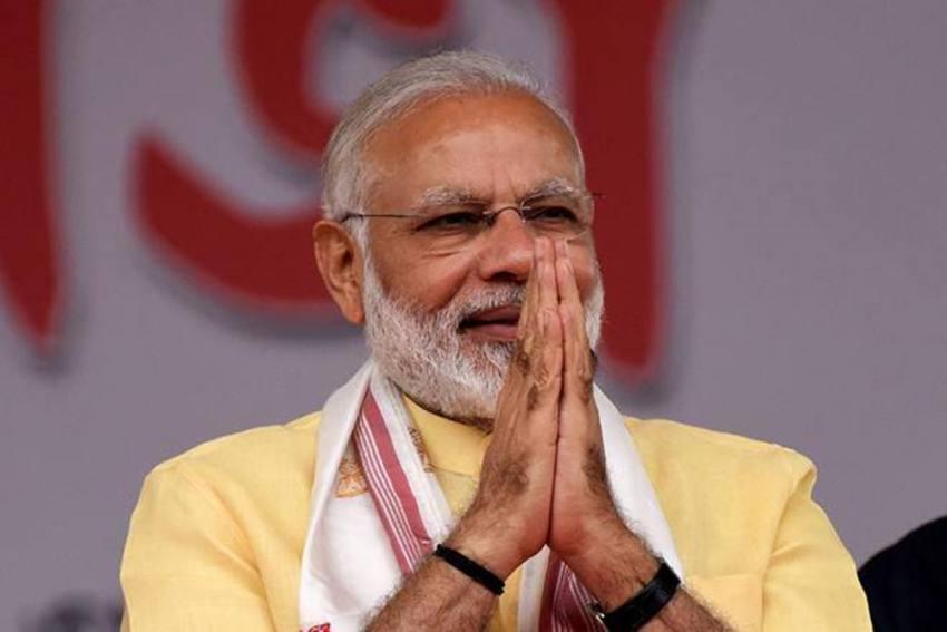 PM Modi Pays Tribute To Jawaharlal Nehru On His Birth Anniversary