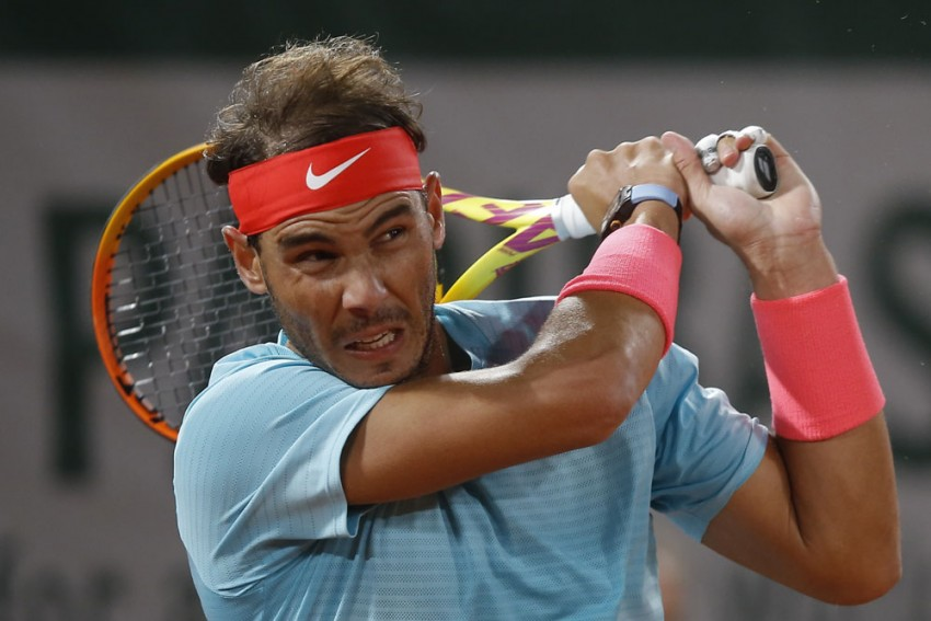 Rafael Nadal Making No Excuses For Indoor Struggles Ahead Of ATP Finals