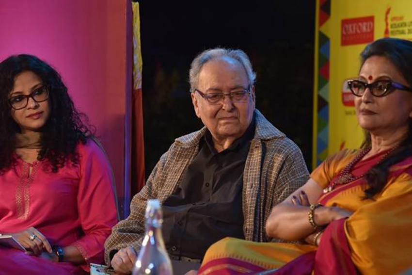 Children's Day: 'Abol Tabol' Rhymes Recited By Soumitra Chatterjee Released