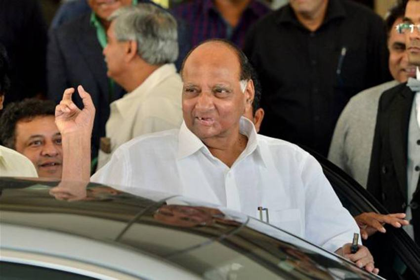 'Miss You This Diwali': Pawar Pens Emotional Letter To His Late Mother