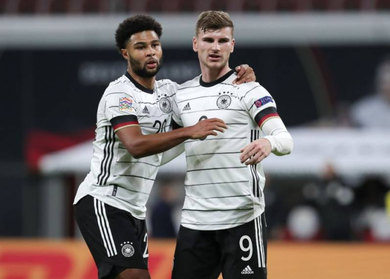Timo Werner Thrilled To Mark Leipzig Return With Germany Brace Against Ukraine