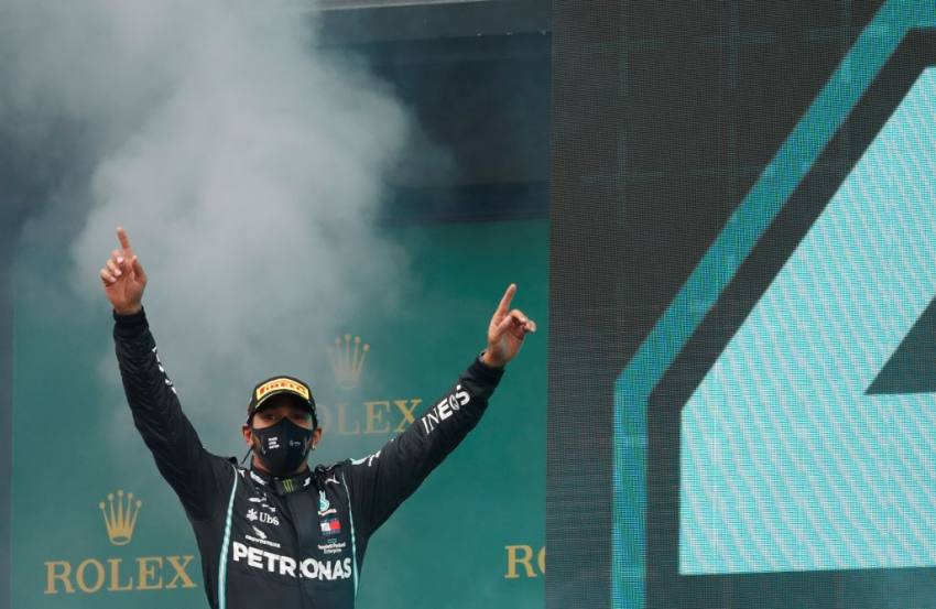 F1 2020: Lewis Hamilton Matches Michael Schumacher's Seven Titles With Incredible Turkey Win