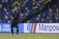 Virus-Hit Italy Hosts Poland Without Coach Roberto Mancini And Star Forward Ciro Immobile