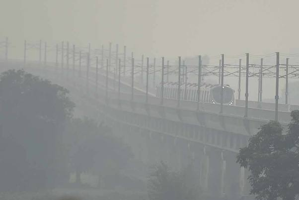 Pollution Levels Higher In Delhi This Diwali As Compared To Last Year: CPCB