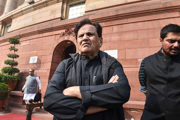 Senior Cong Leader Ahmed Patel Shifted To ICU Weeks After Contracting Covid