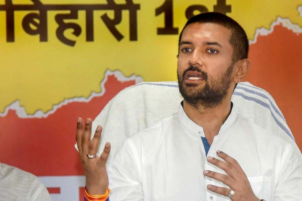 LJP Claims It Proved Its Worth In Bihar