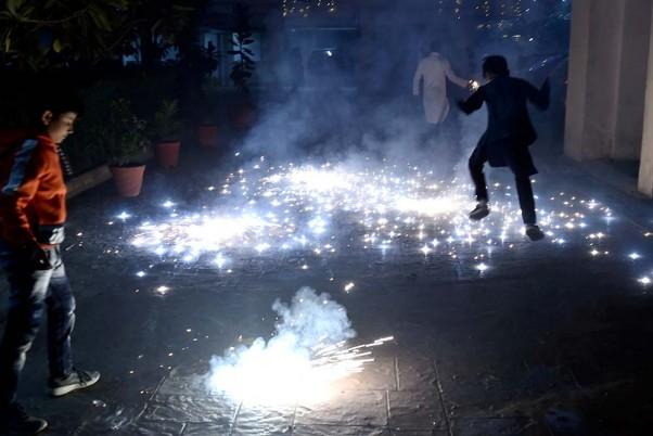 Gujarat Reports 25 Burn Cases On Diwali Night