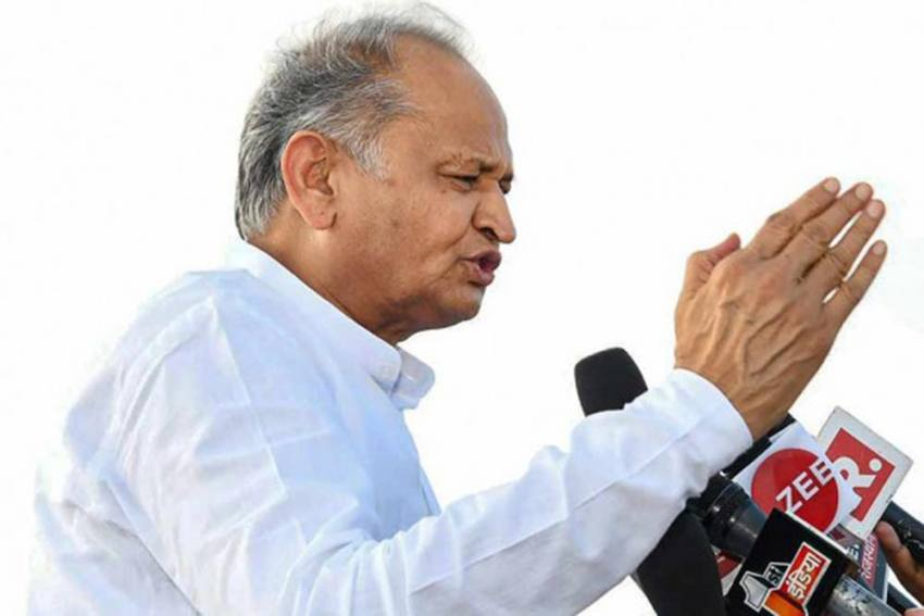 Congress Emerged Stronger After Every Crisis,' Says Gehlot Slams Sibal For Criticising Party