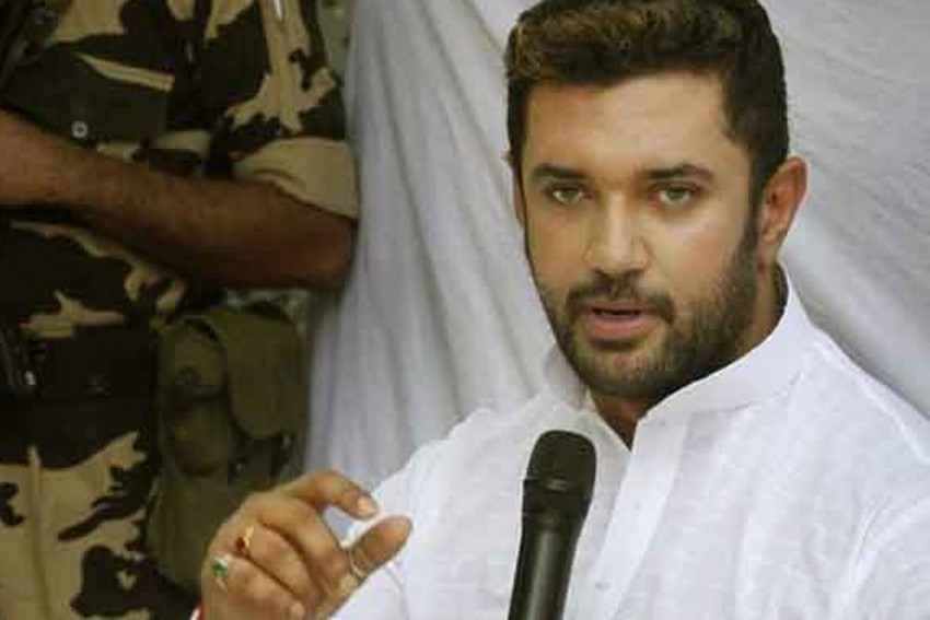 'BJP Made You CM': Chirag Paswan's Swipe In Congratulating Nitish