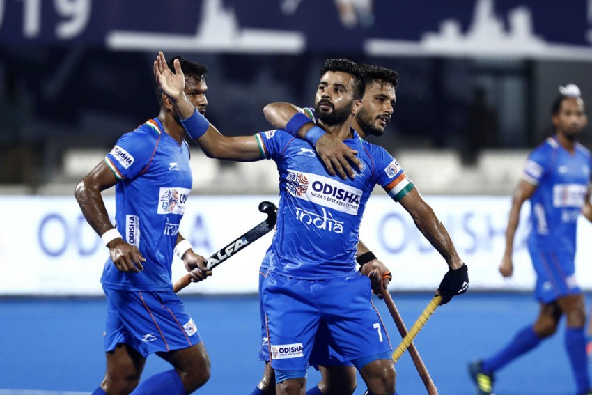 India vs Pakistan In Asian Champions Trophy Hockey On March 13 - Full Schedule