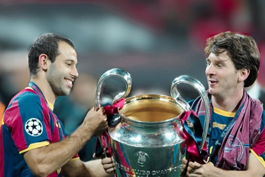 Argentina And Barcelona Great Javier Mascherano Announces Retirement