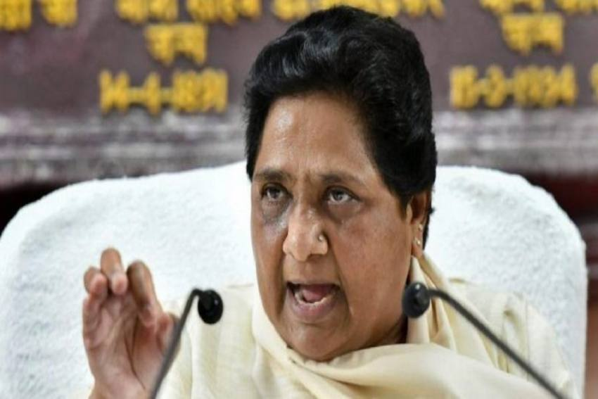 BJP Murdering India's Constitution And Democracy: BSP