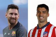 Atletico Madrid Vs Barcelona: Lionel Messi And I Talk About Life, Not Football - Luis Suarez