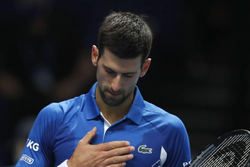 ATP Finals: Novak Djokovic Eases Past Diego Schwartzman