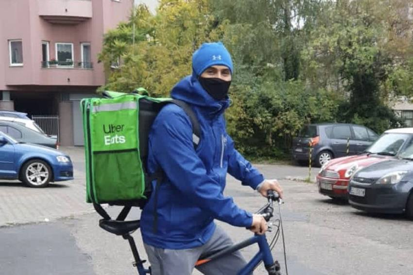 Heartbreaking Story Of Olympic Champion - Ruben Limardo Works As Food Delivery Man In Foreign Country