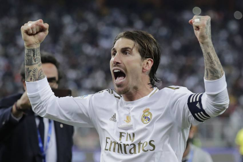 Sergio Ramos To PSG? Real Madrid Captain Pulls Out Of Spain Media Conference As Rumours Intensify