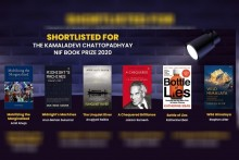 Kamaladevi Chattopadhyay NIF Book Prize Shortlist Announced