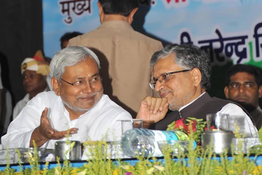 Nitish Kumar-Sushil Modi Duo Was Like Salim-Javed Of Bihar Politics