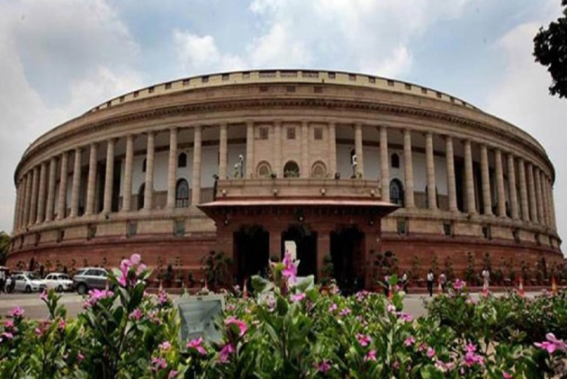 Monsoon Session: TMC MPs Tear Paper As IT Minister Reads Out Statement On Pegasus