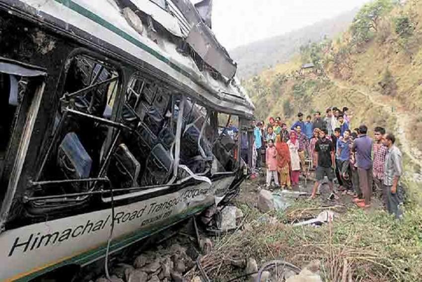 Seven Killed After Vehicle Falls In Himachal Pradesh, PM Modi Expresses Grief