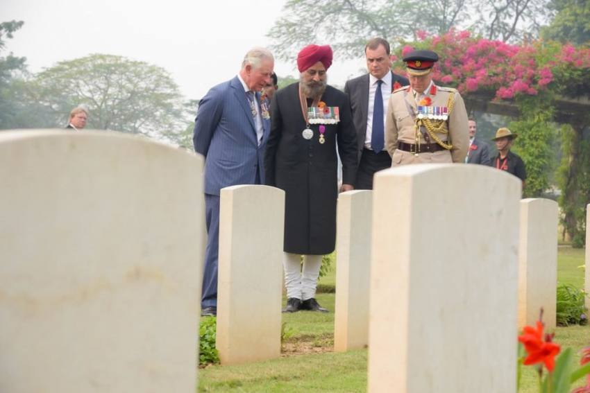 'A Debt That Society Owes': How India Remembers Its World War Soldiers