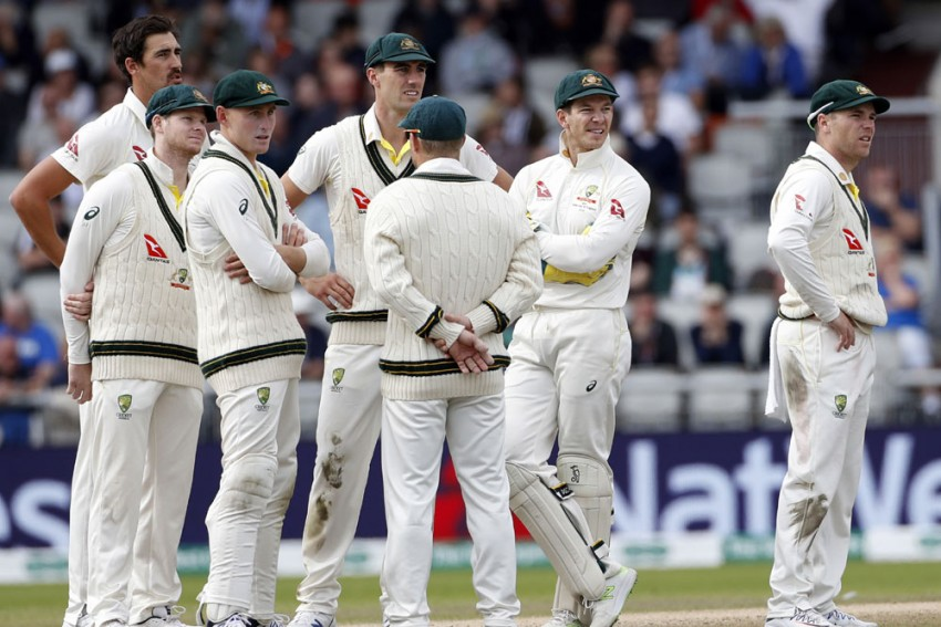 AUS Vs AUS: Australian Cricketers To Make 'Barefoot Circle' In Support Of Black Lives Matter Movement