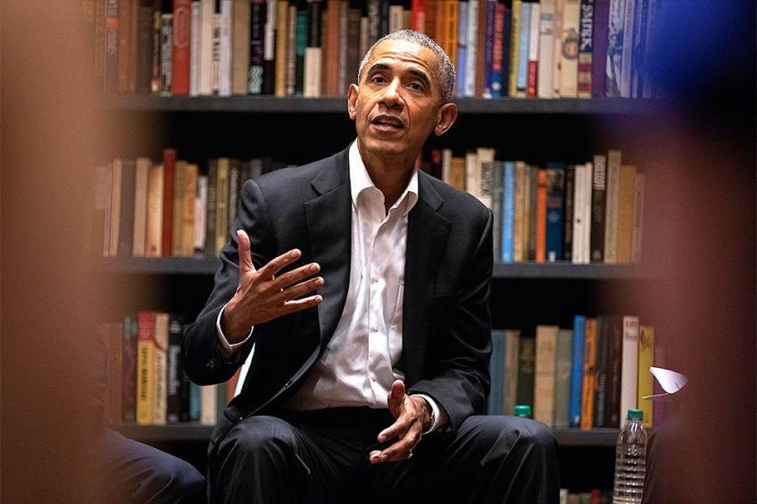 Spent Childhood Years Listening To Ramayana, Mahabharata: Barack Obama In Memoir