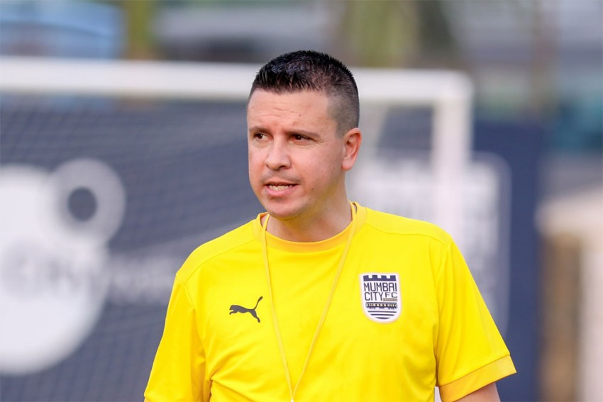 ISL: It's Very Important To Play Attacking Football, Says Mumbai City Coach Sergio Lobera